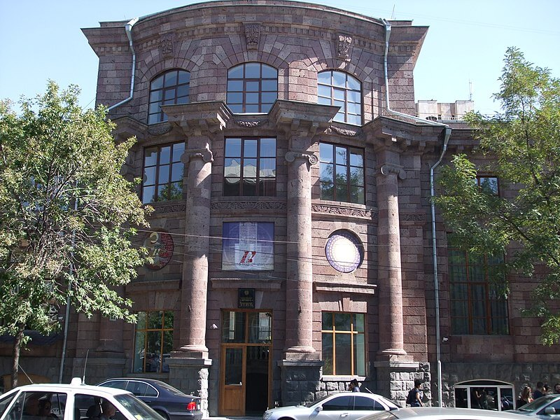 National Library of Armenia